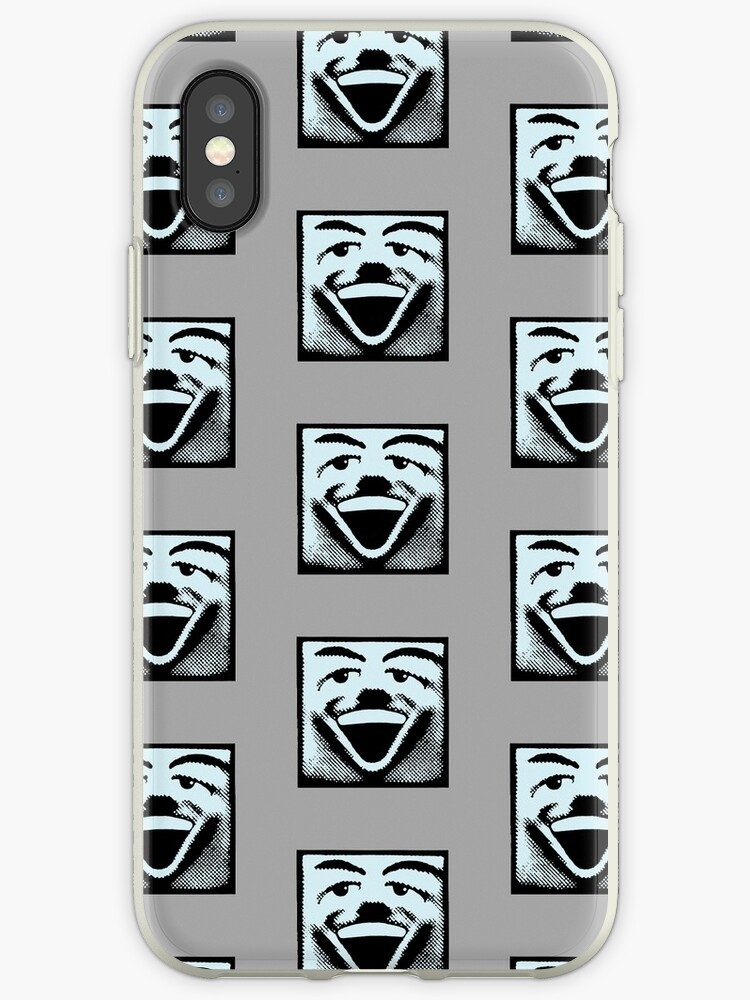Troublesome Truck Face Iphone Case By Themanfromskaro