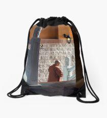 Stair Light Drawstring Bag