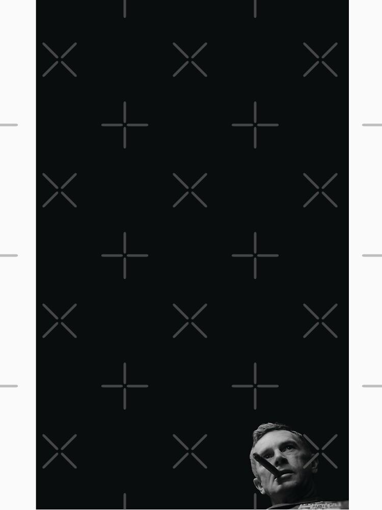 Dr. Strangelove directed by Stanley Kubrick: General Jack D. Ripper [Monolith crossover] by ashikshrestha