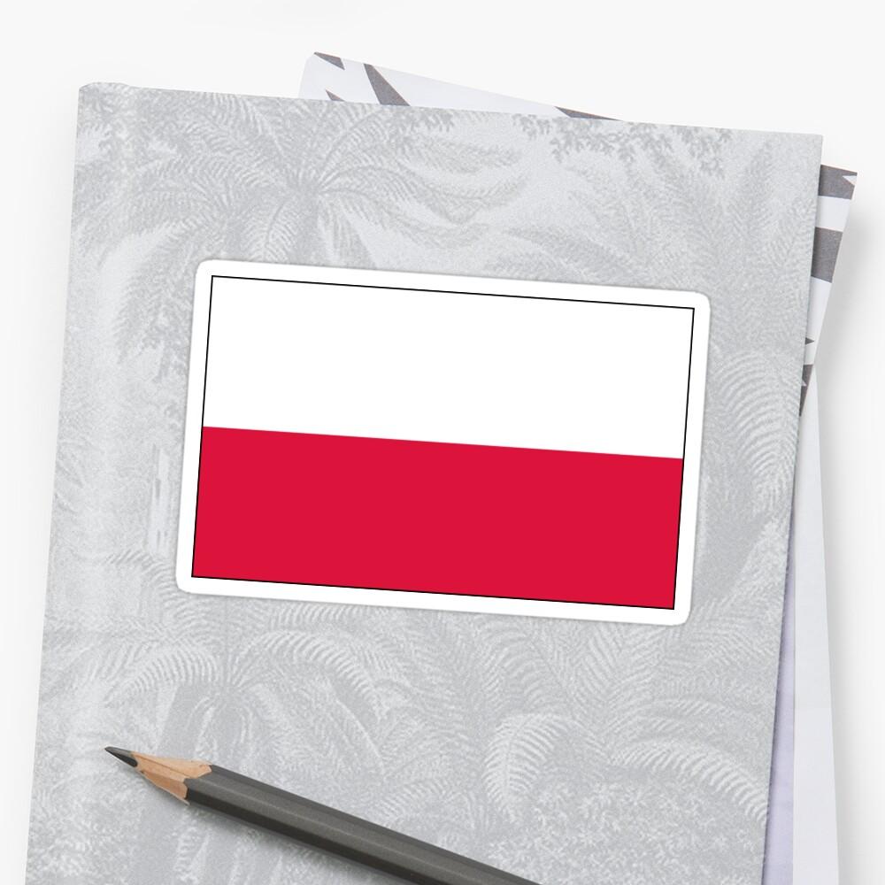 Flag of Poland by Smaragdas