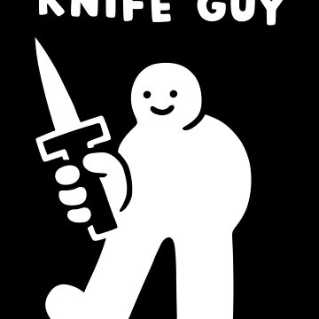 What A Knife Guy by obinsun