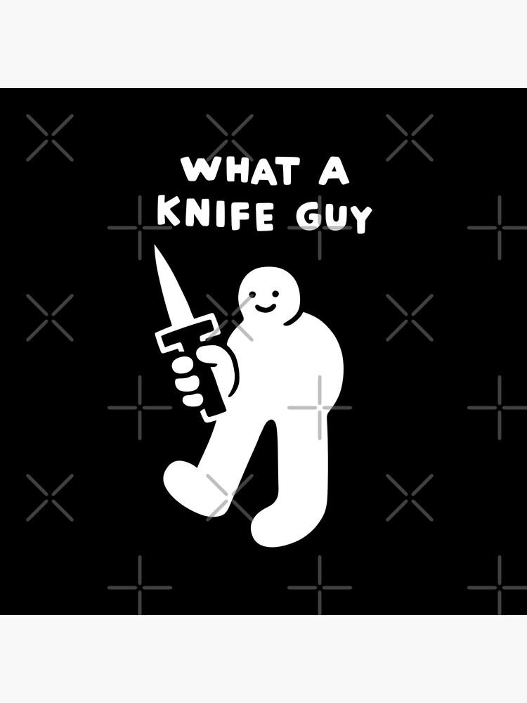 What A Knife Guy by obinsun