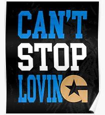 Kota Ibushi Cant stop loving shirt Poster