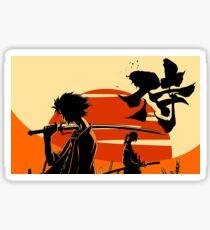 Samurai Champloo Stickers Redbubble