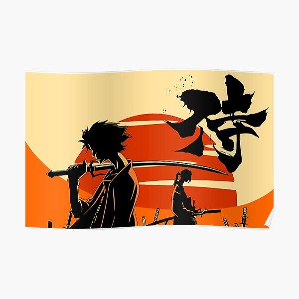Sunset Samurai Poster