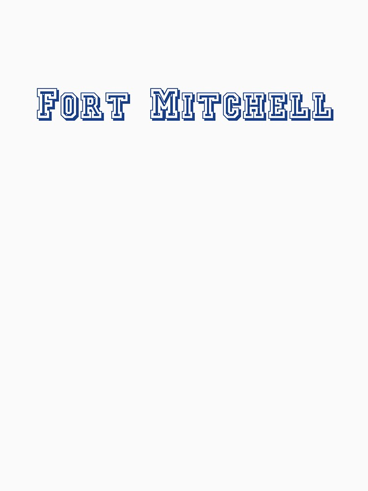 Fort Mitchell by CreativeTs