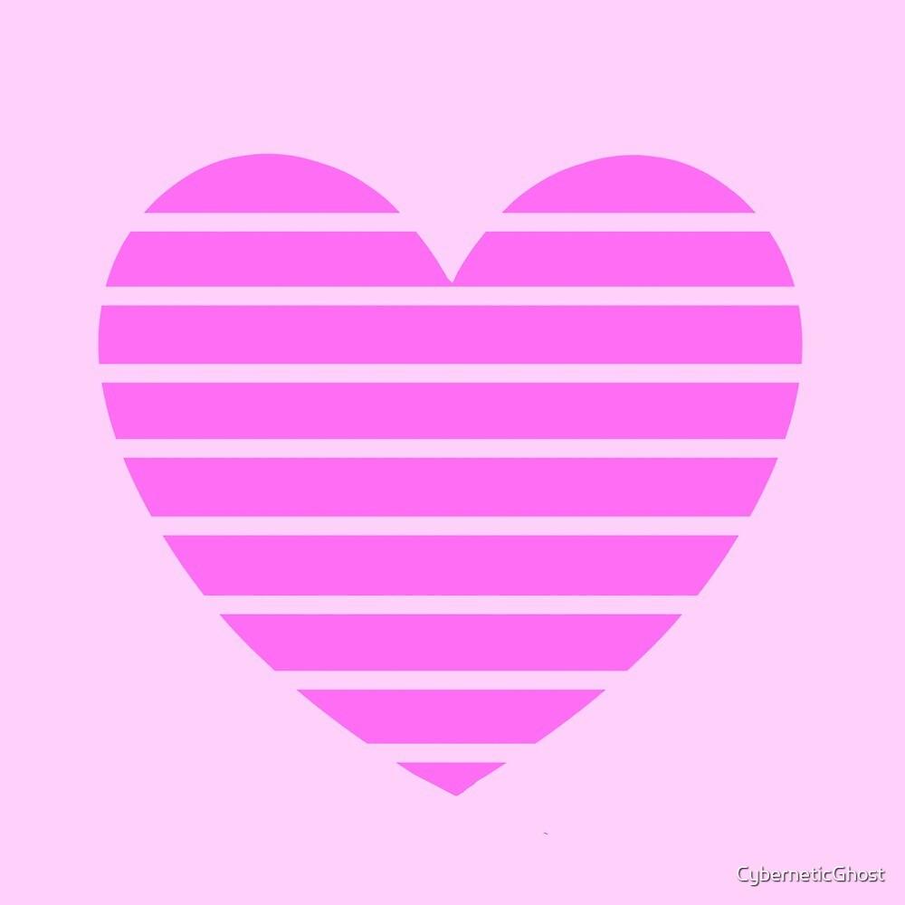 Retro Heart by CyberneticGhost
