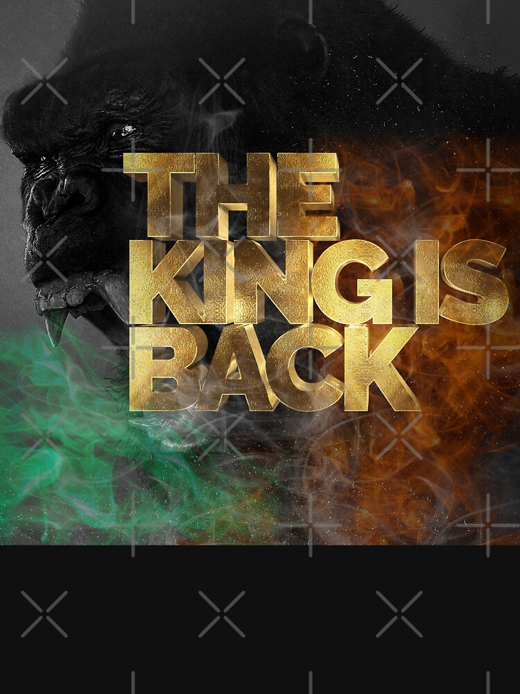 The King Is Back Irish Gorilla Notorious by Under-TheTable