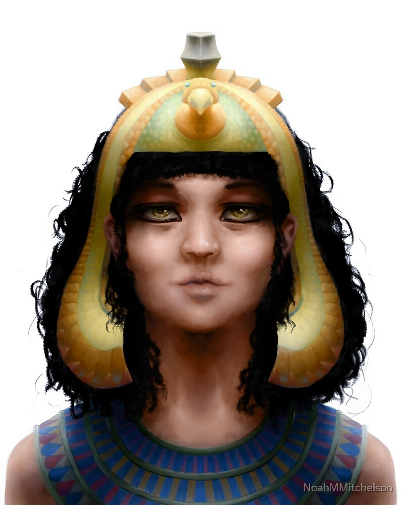 Cleopatra by NoahMMitchelson
