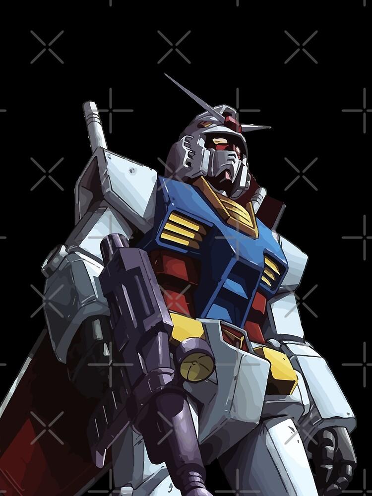 Gundam RX78 by lman32