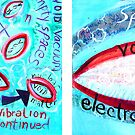 Electrons ere Created! by Daneann