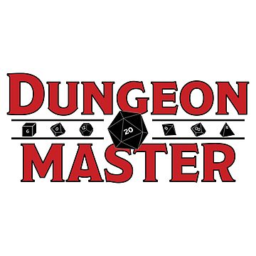 Dungeon Master by JPDesignsStuff