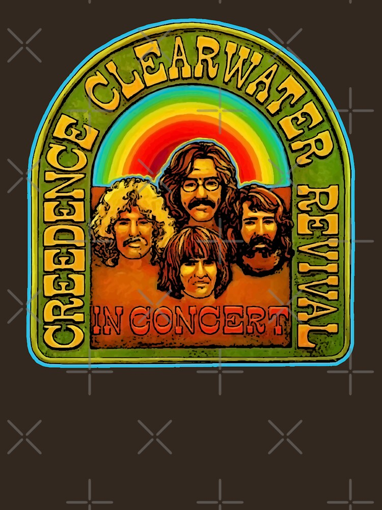 Creedence Clearwater Revival by Sagan88