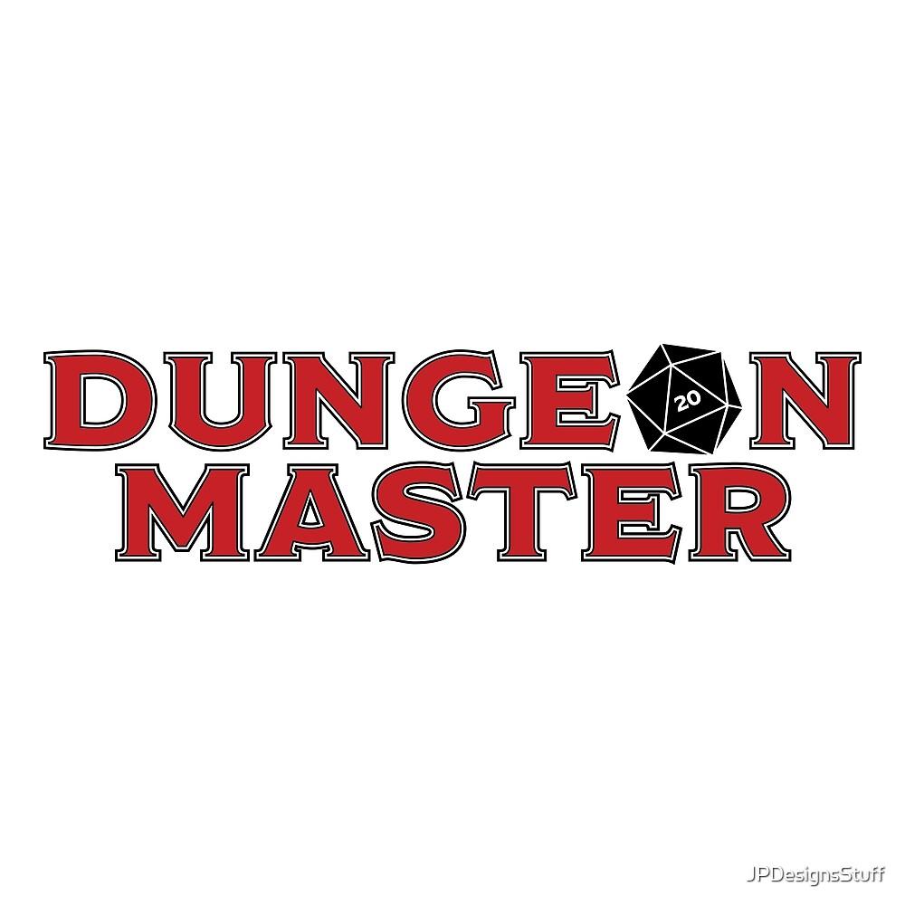 Dungeon Master - Alternate by JPDesignsStuff