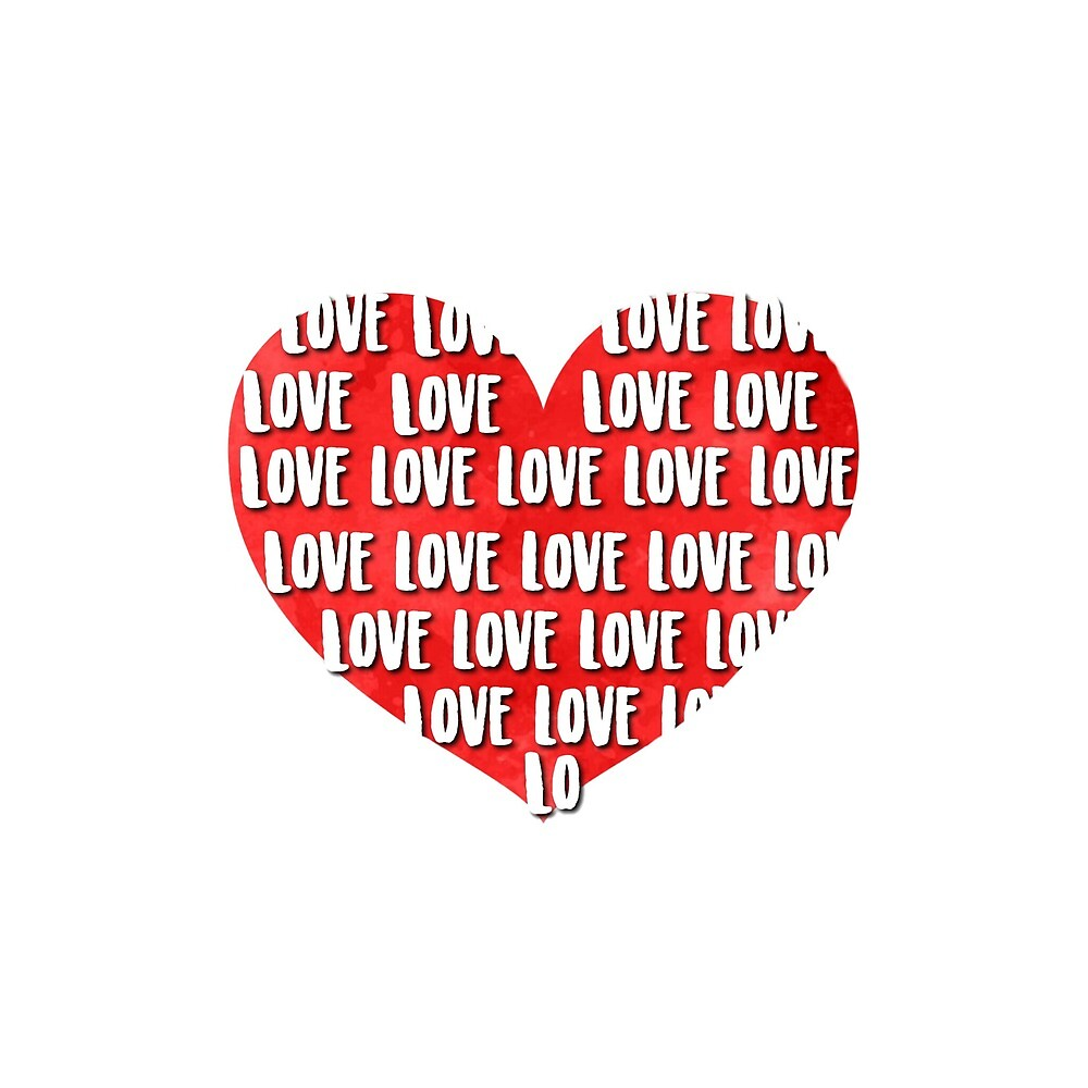 Love sticker  by brookea222