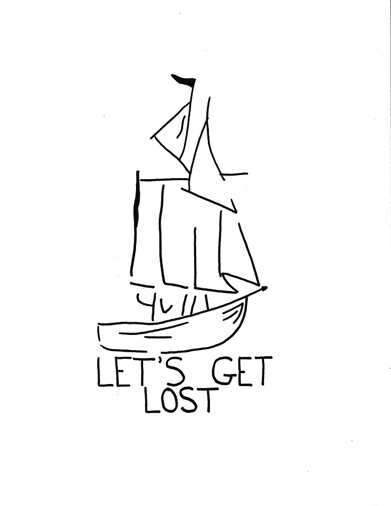Let's Get Lost by Jocelyn  Chassie