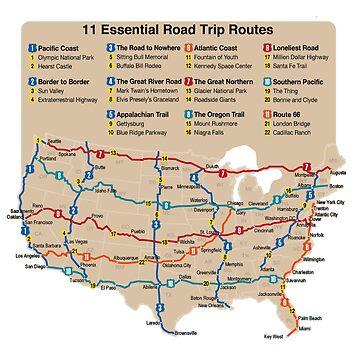 The Best American Road Trips by causticjackass