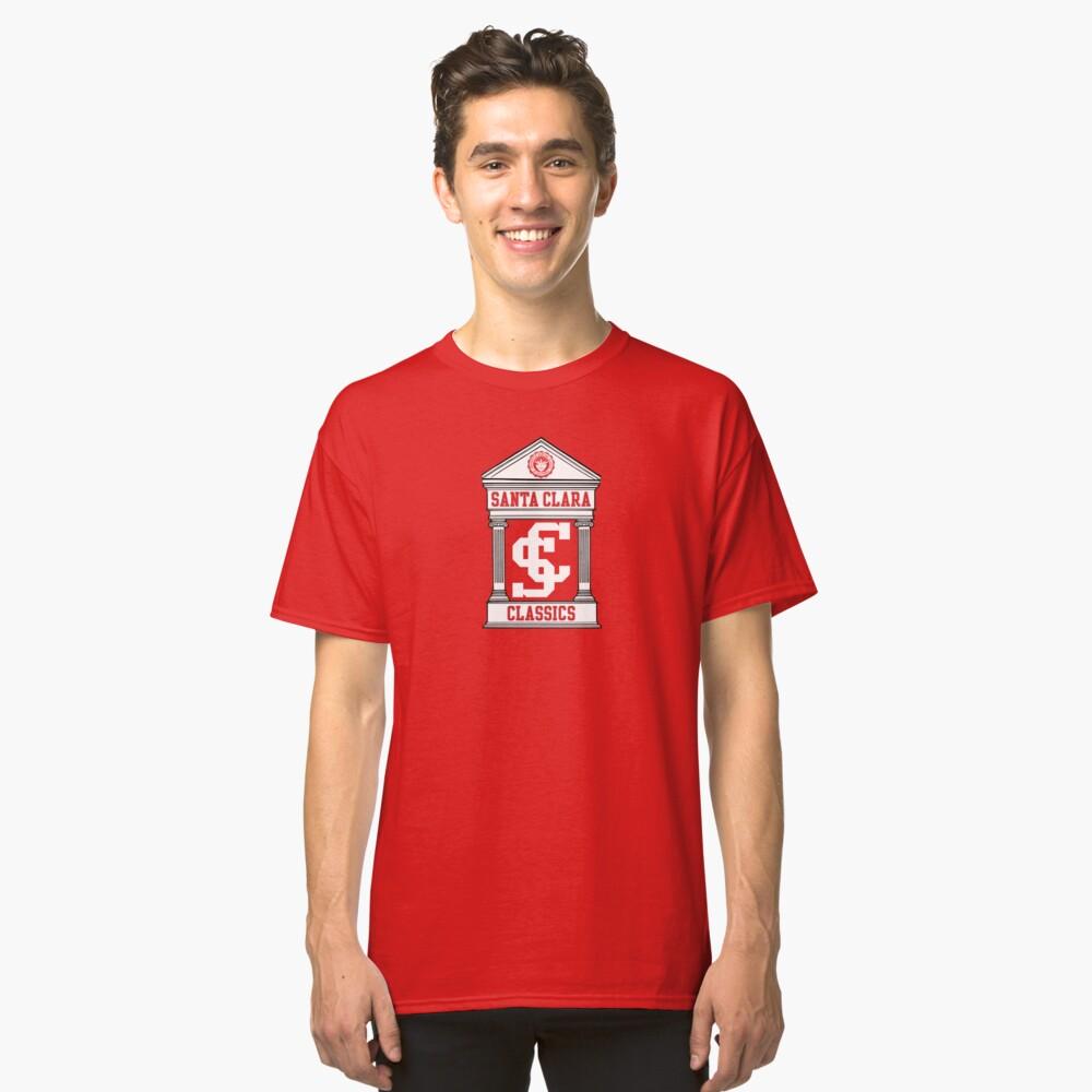 SCU Classics Classic T-Shirt Front