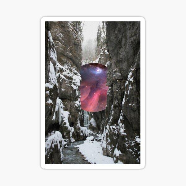 Pink Wonderworld Sticker