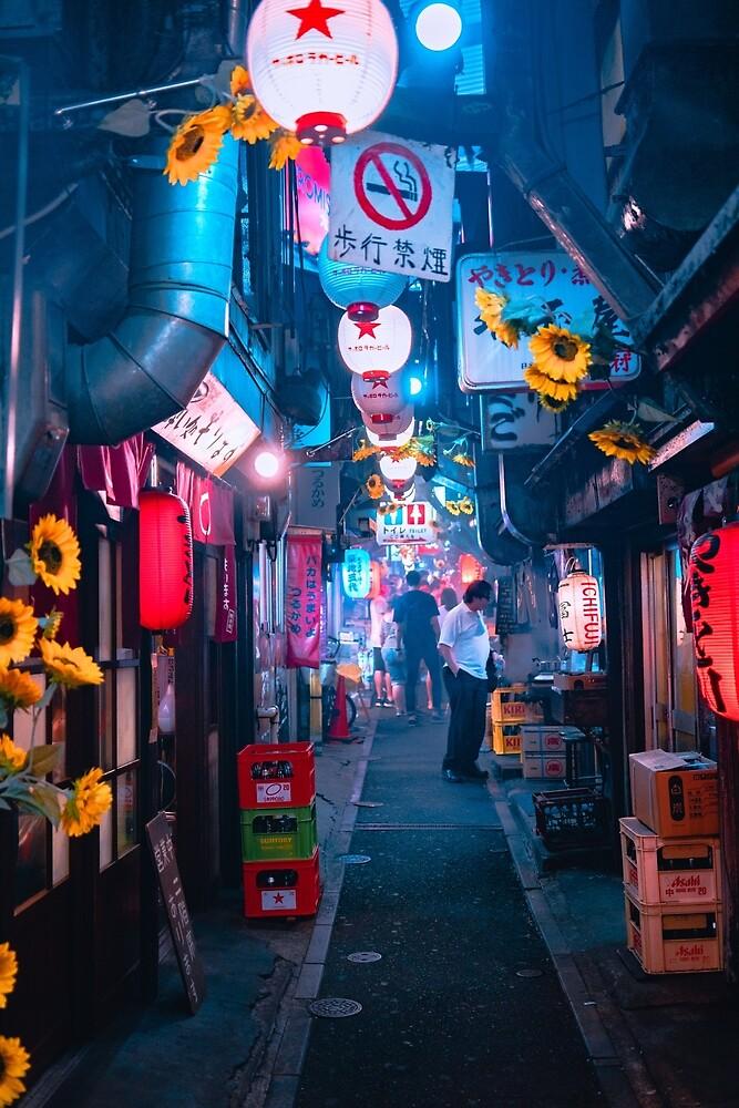 Tokyo by Steve Roe