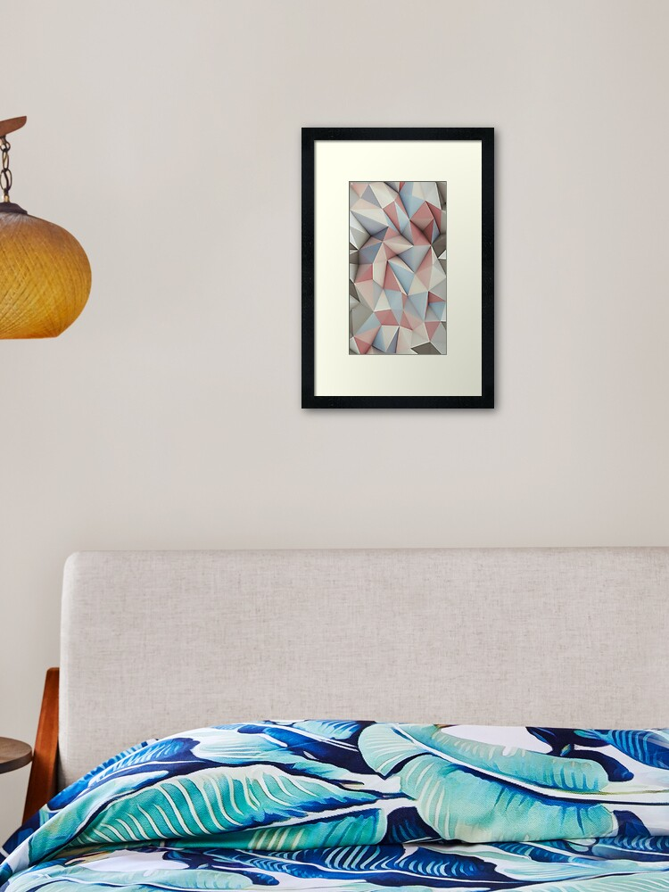 Colors Textures Tumblr Framed Art Print By Pamevarea Redbubble