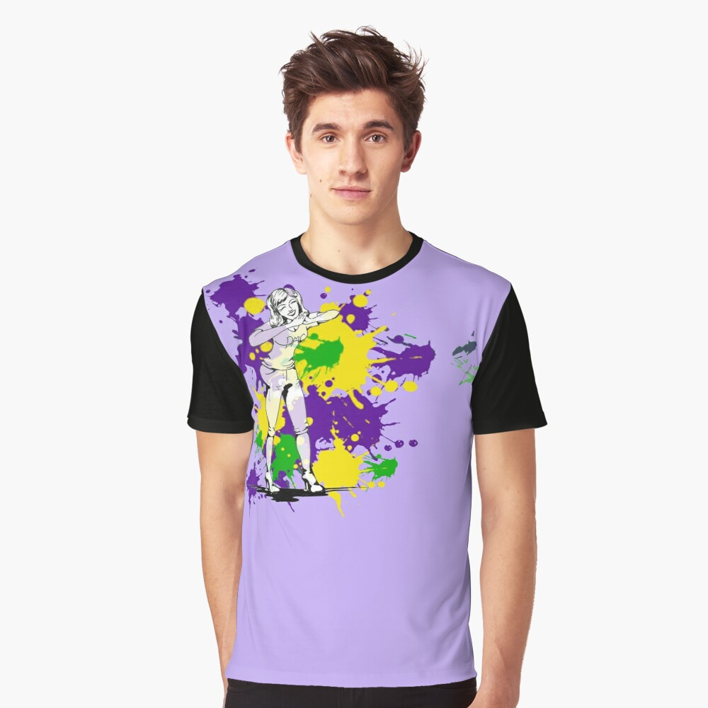 CartoonMay Graphic T-Shirt Front