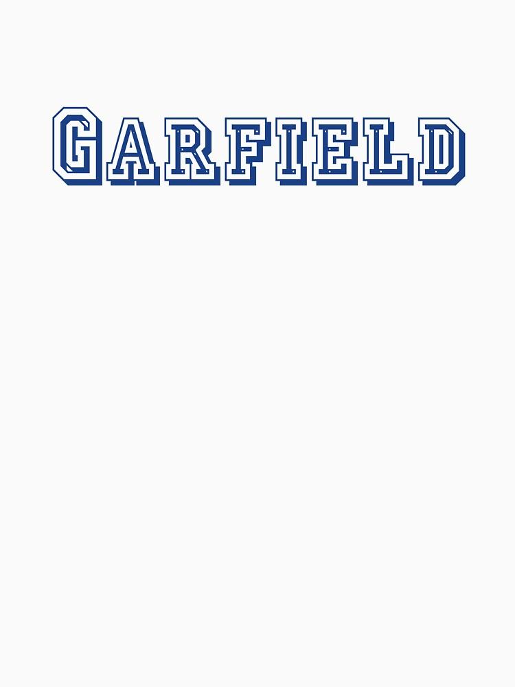 Garfield by CreativeTs