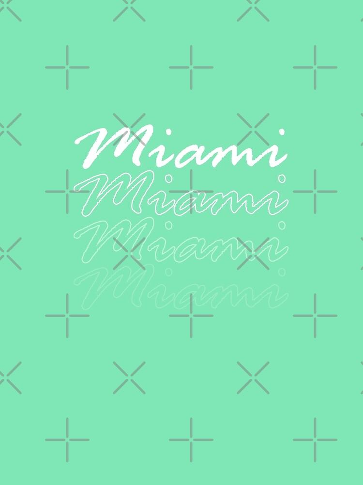 Miami Fade by SoCalKid