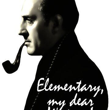 Elementary, my dear Watson! by kryten4k