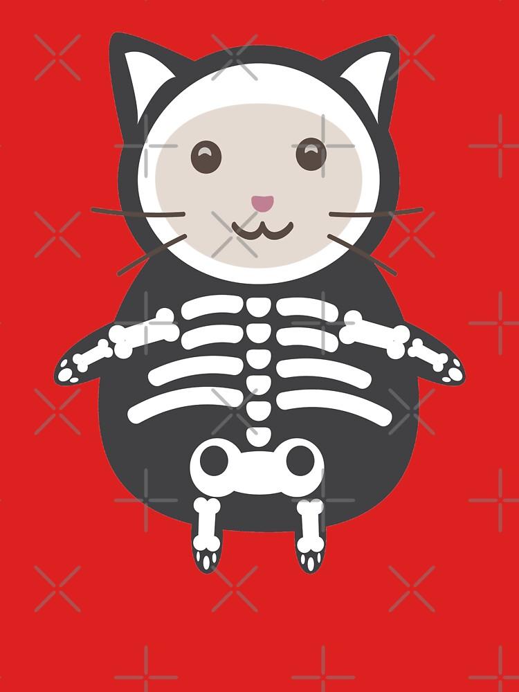 Kitty Skeleton Costume by Flash-Jordan