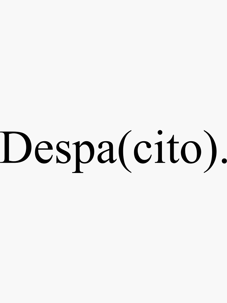 Despacito von TheDooderino