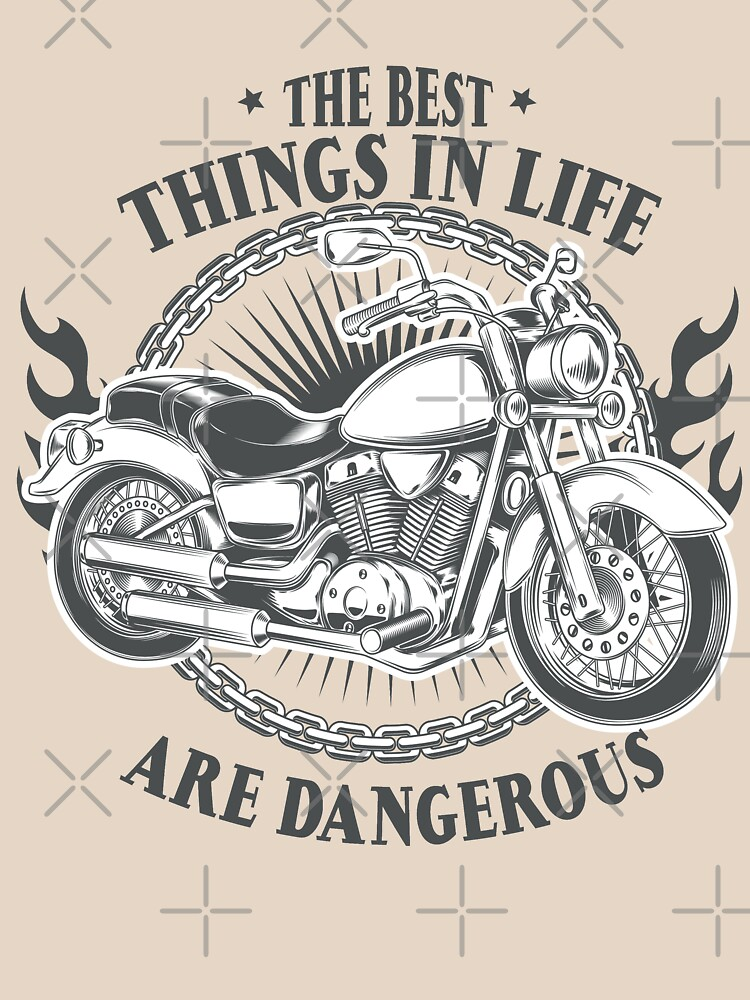 The Best Things In Life Are Dangerous by PragmaticFalcon