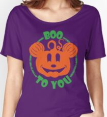 Boo To You Women's Relaxed Fit T-Shirt