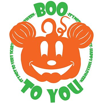 Boo To You by lovabel