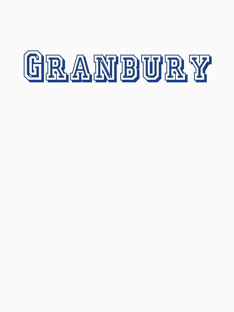 Granbury by CreativeTs