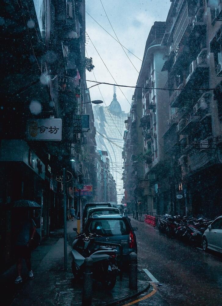 Macau by Phrames