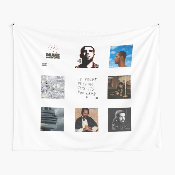 drakes albums Tapestry