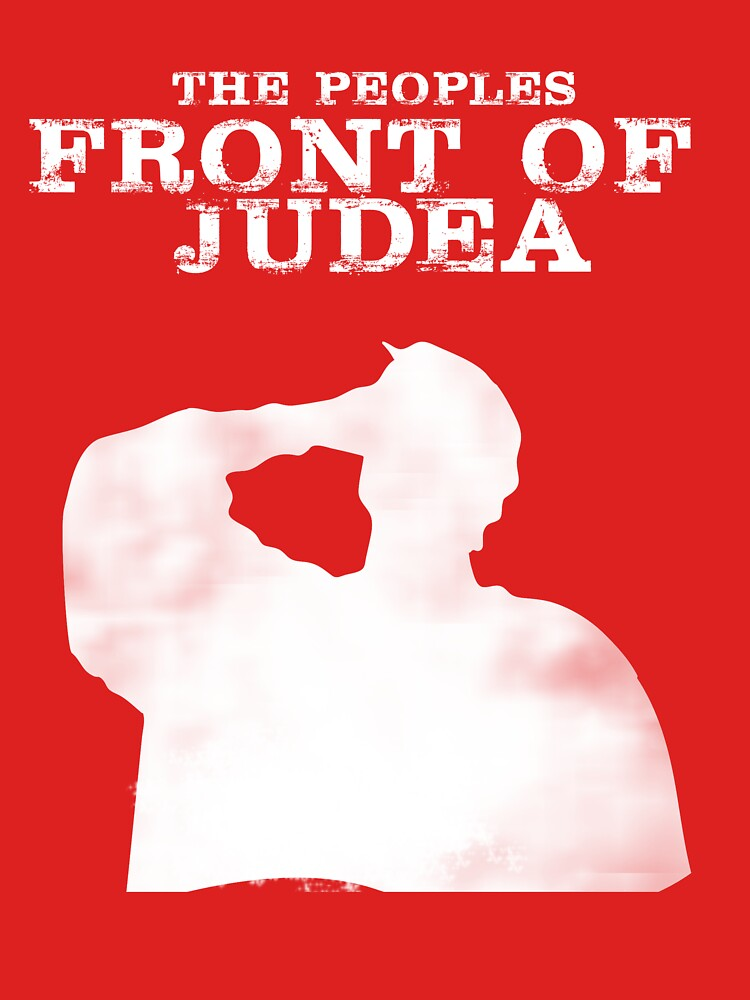 The Peoples Front of Judea by MargyWargy