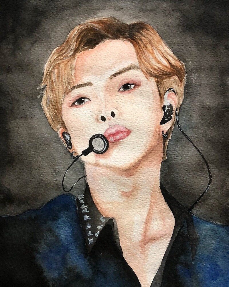 RM - Watercolor  by anuverse