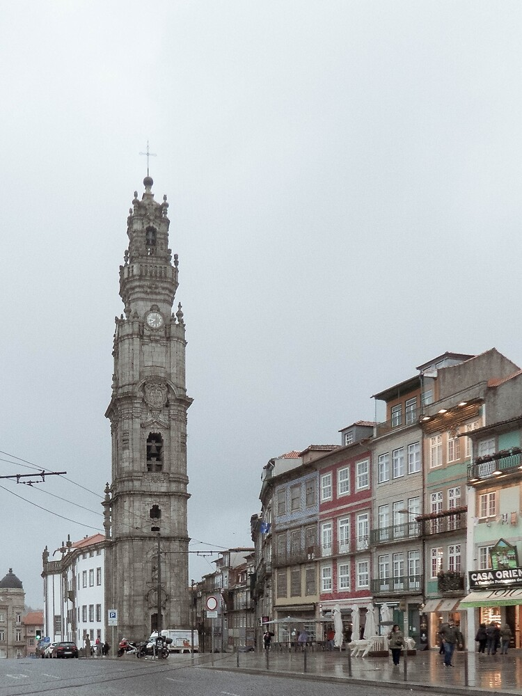 City of Porto by raquelvsa