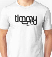 Trompete Trompete der Musiker Unisex T-Shirt