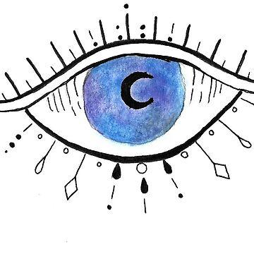 Starry Eye by calyla