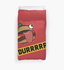 Durrr Burger Duvet Cover