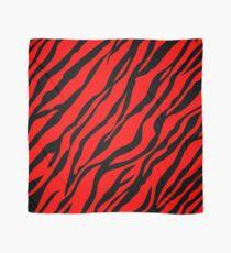 Aus Weiß x Haut Zebra Red Collage Tuch