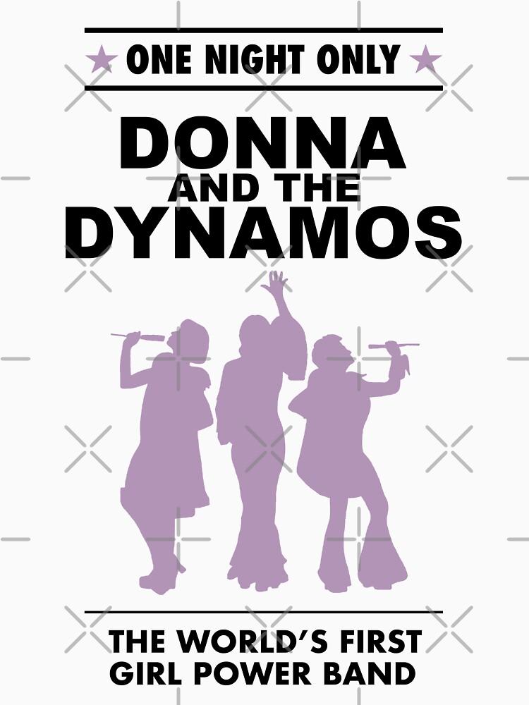 Donna und die Dynamos! von lunerys