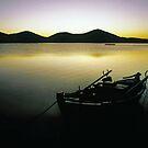 Early Morning Crete Greece by milton ginos