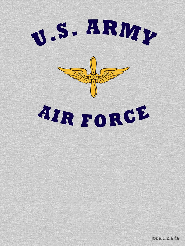 U.S. Army Air Force WWII Vintage by joseluizleite