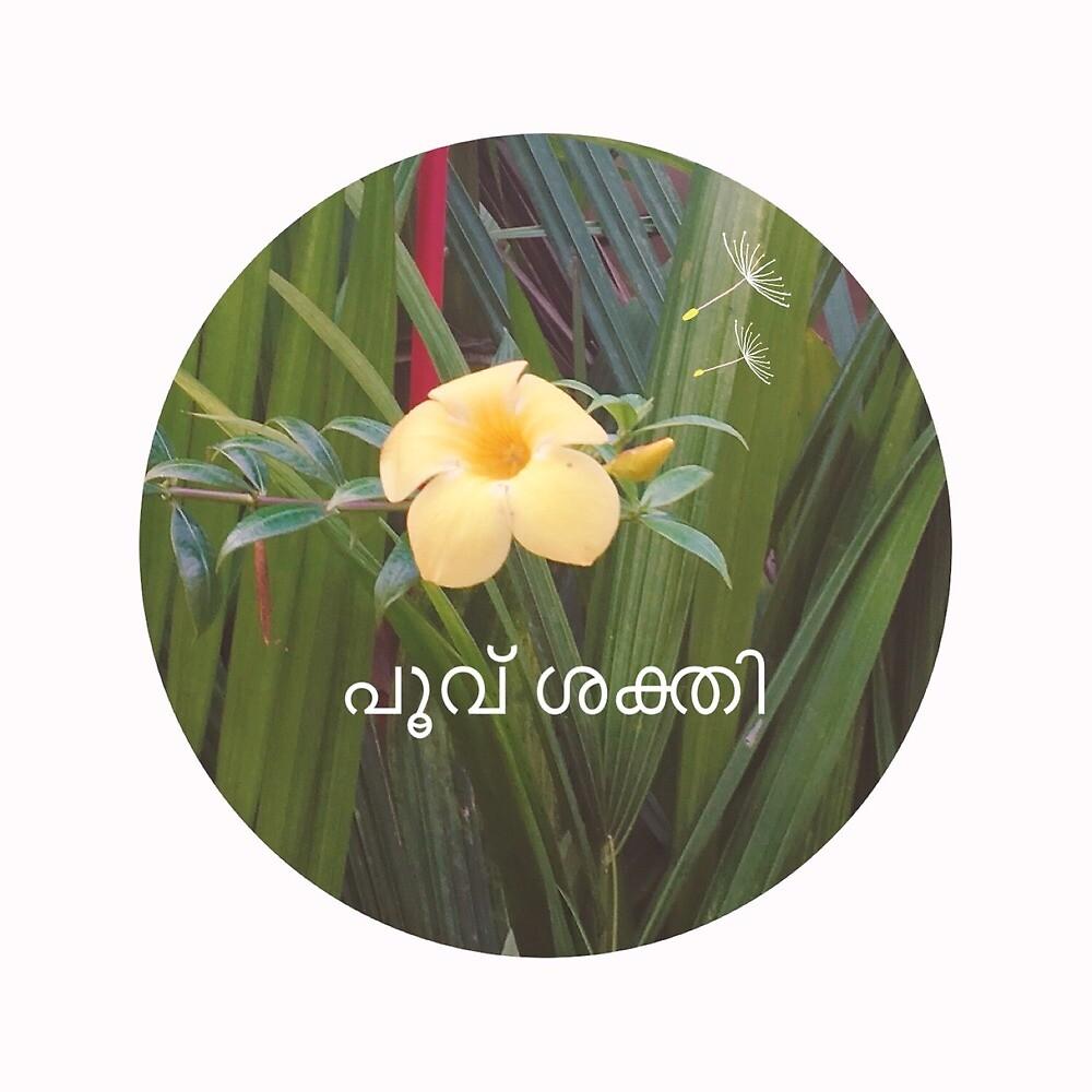 Flower power malayalam  by jazzypeach