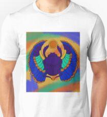 Egyptian Scarab Amulet  Unisex T-Shirt