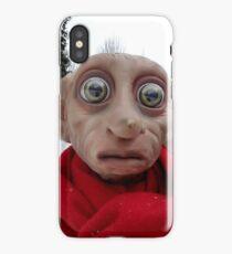 Dobby winter wonderland iPhone Case